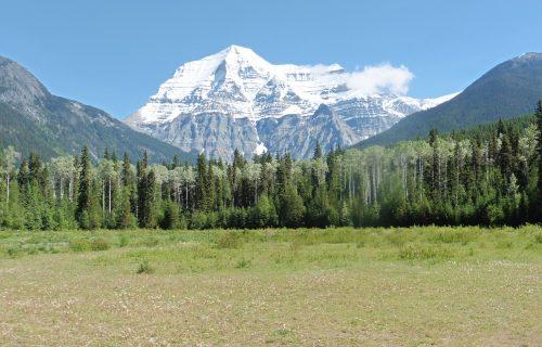 Mount Robson (groot)
